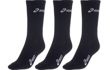 Asics 3PPK Crew Sock black